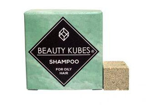 Beauty Kubes Shampoo for Oily Hair - Shop NO Plastic