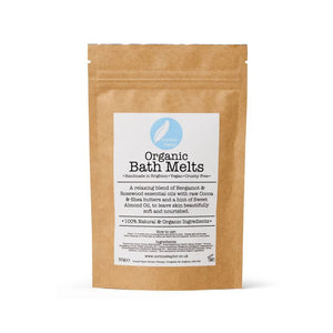 Plastic free Organic Bath Melts - Organic Bath Melts - Shop NO Plastic
