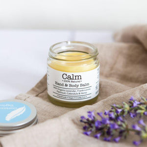 Calm Hand & Body Balm - Shop NO Plastic