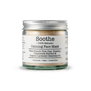 Soothe Face Mask - Soothe Face Mask - Shop NO Plastic