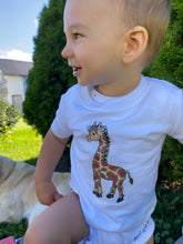 Load image into Gallery viewer, Giraffe Tee