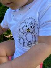 Load image into Gallery viewer, Mollie Doodle Soother Tee