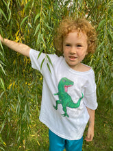 Load image into Gallery viewer, Dinosaur Tee