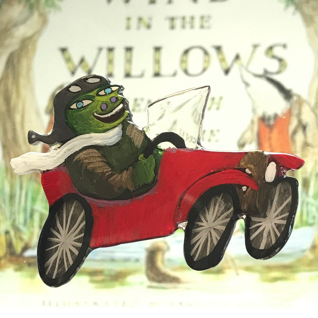 Mr. Toad: Wind in the Willows