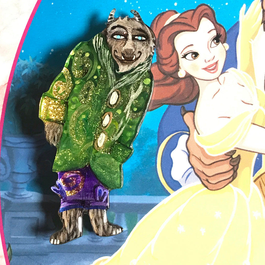 Beast: Beauty and the Beast Collection