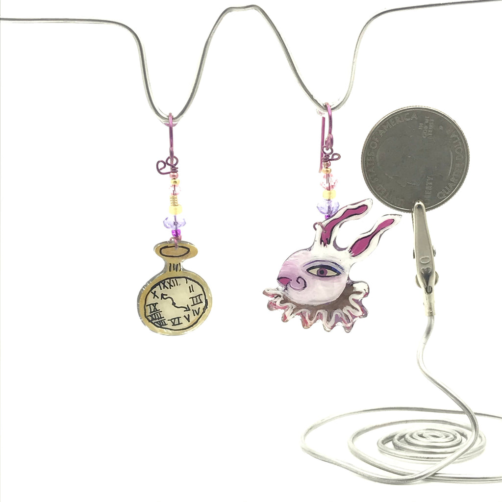 Alice in Wonderland Collection: White Rabbits and Pocket Watches