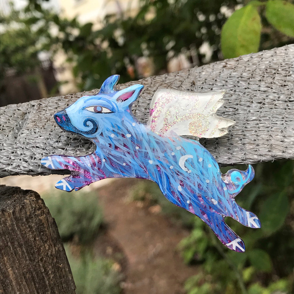 night flying pig