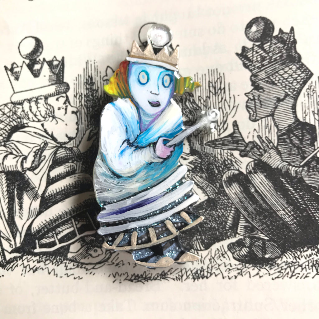 Alice in Wonderland: White Queen