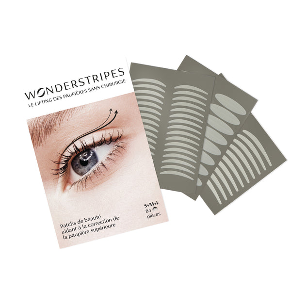 WONDERSTRIPES patchs de beauté