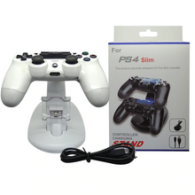 Load image into Gallery viewer, PS4 Controller Stand/Charger (PlayStation 4/PS4 Slim/PS4 Pro)