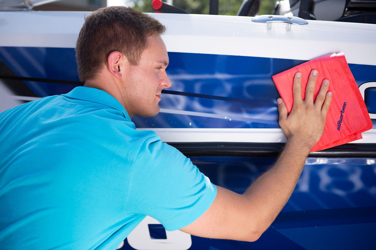 Boat-Cleaning Tips