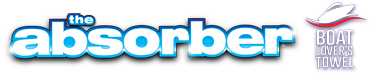 The Absorber Boat Lover's Towel logo
