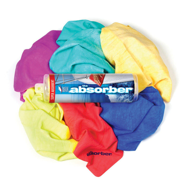 The Absorber® (27in. x 17in.) - Boat Lover's Towel