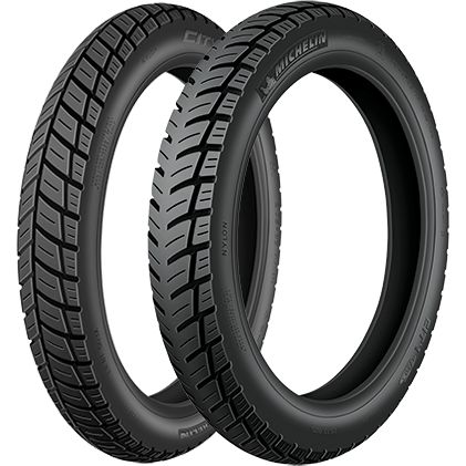 Michelin City Pro F/R Reinf Scooter 80/90-14 46P