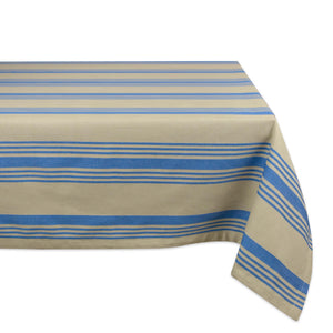 Sailor Stripe Tablecloth 52x52