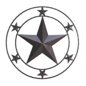 Texas Star Wall Decor