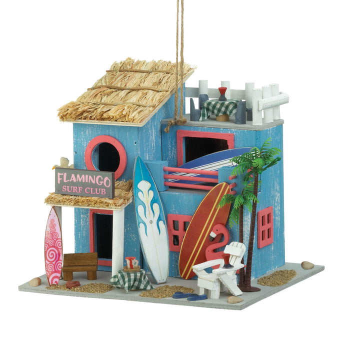 SURF'S UP BIRDHOUSE