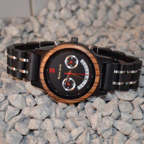 Wooden watches, the next best trend.....