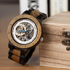 hunted watch