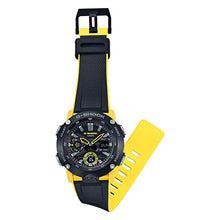 Load image into Gallery viewer, CASIO Men's Analogue-Digital Quartz Watch with Resin Strap yellow GA-2000-1A9ER