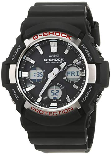 Casio G-Shock Men's Watch - Silver GAW-100-1AER