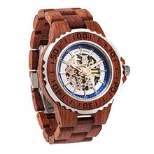Load image into Gallery viewer, Wilds | Automatic Kosso Wooden Watch