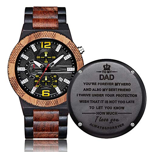 Bellagio III | Dad | Ebony Wood