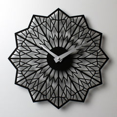 WOODEN WALL CLOCK - WEB