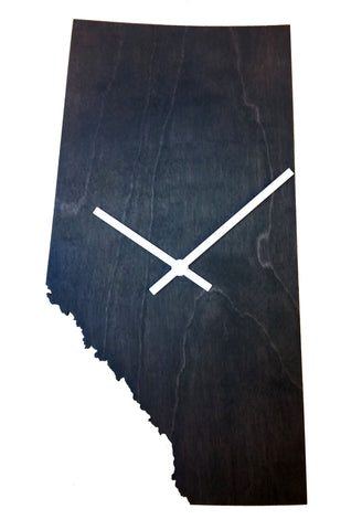 PROVINCE MAP WALL CLOCKS