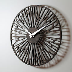 WOODEN WALL CLOCK - ORGANIC