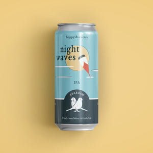 Night Waves IPA - Available near end of September