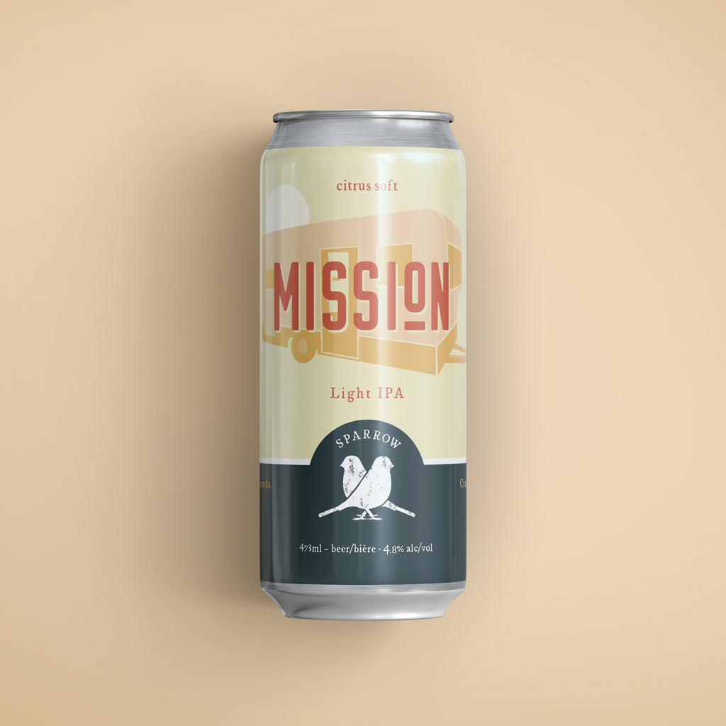 Mission IPA - Coming Soon