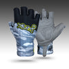 Junk White Camo Aero Racing Gloves