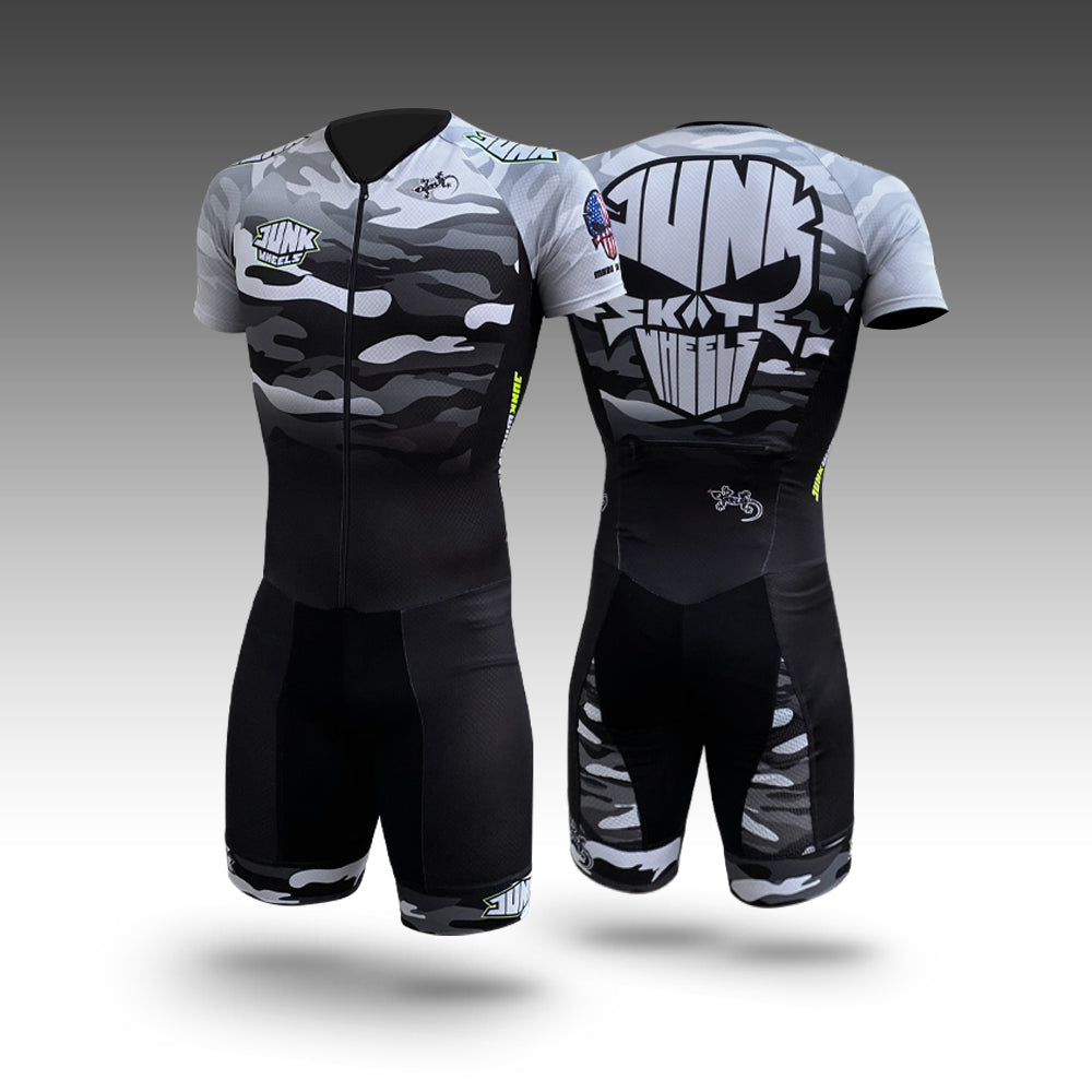 Junk Wheels Camo Pro Racing Suit