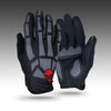 Junk Gray Bones Aero Racing Long Finger Gloves