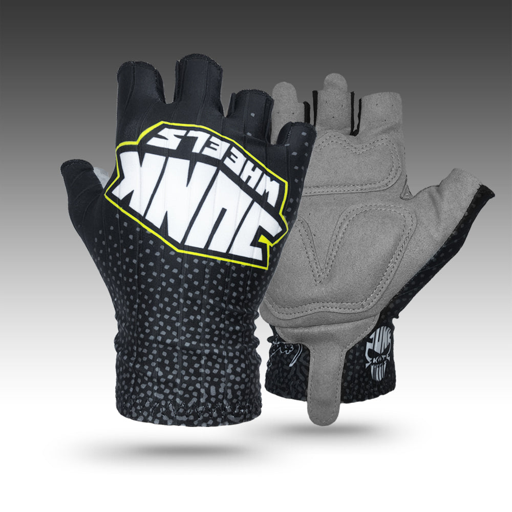 Junk Logo Aero Racing Gloves