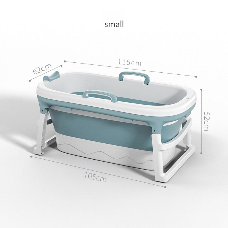 Folding Bath Tub for Adult and  Children's