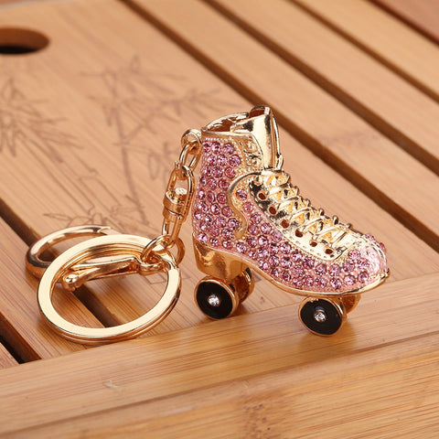 Image of Cascade Rollerskates Keychain - willbling