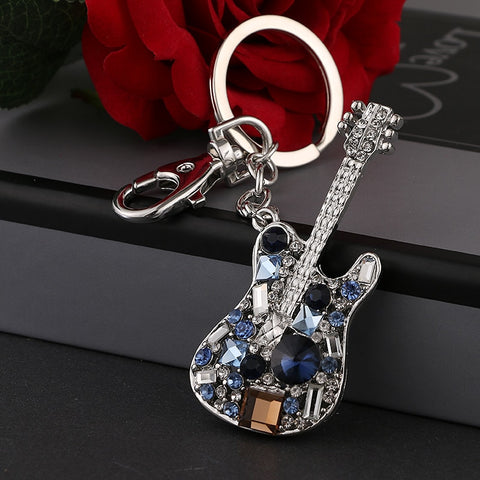 Image of Guitar rhinestone - willbling