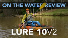 On The Water Review - Lure 10 V2