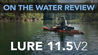 On The Water Review - Lure 11.5 V2