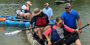 Events - Spring 2014 Feelfree Kayaks Dealer Demo Day Schedule