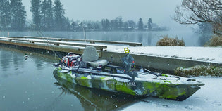 Wintertizing Your Kayak
