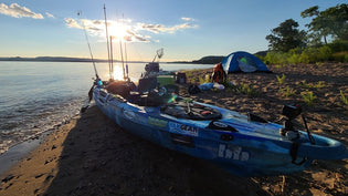 Feelfree Adventures - Mississippi River Multi-Day Kayak Camping