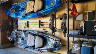 Knowledge Center: Storing your Feelfree Kayak