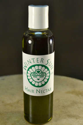 Winter Sun Hair Nectar 4 oz. - Winter Sun Trading Co.