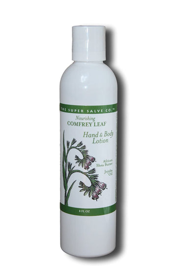 Comfrey Lotion 8 oz. - The Super Salve Co.