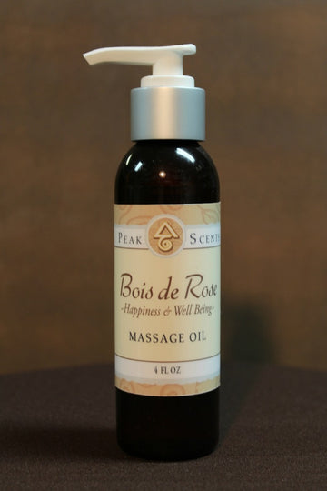 Bois de Rose Peak Scents Massage Oil  - Peak Scents