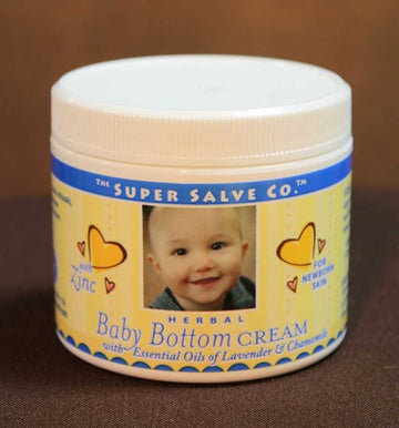 Baby Bottom Cream 1.75 oz. - The Super Salve Co.