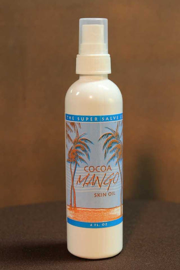 Cocoa Mango (plastic bottle) 4 oz. - The Super Salve Co.